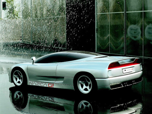 Italdesign BMW Nazca C2