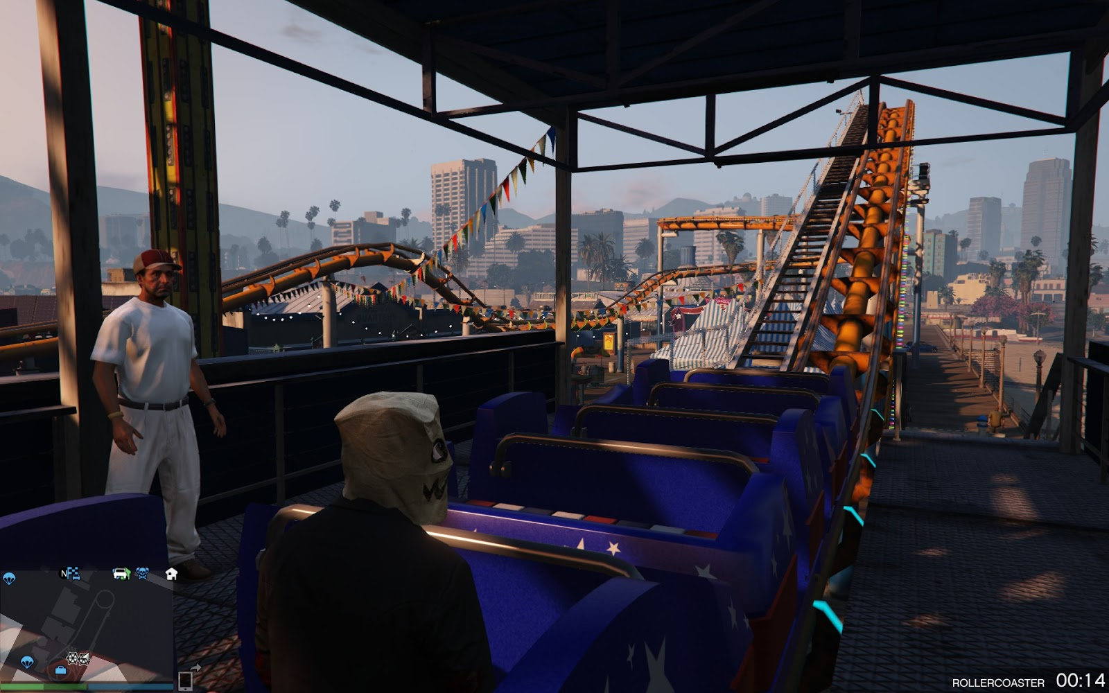 Thematic dissonance gta online is pay to win only just kinda but not really at all
