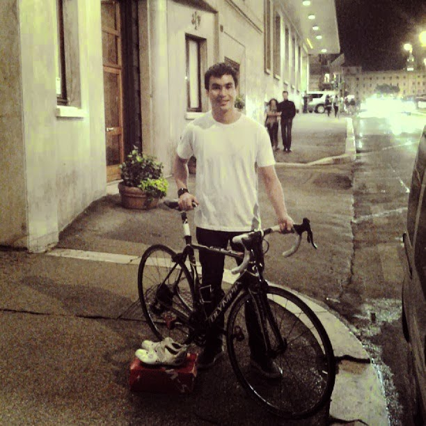 bike rental granfondo roma