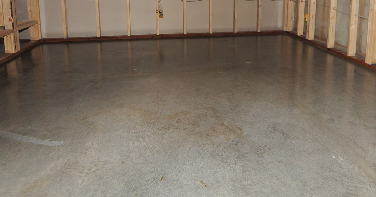 MODE CONCRETE Cool And Modern Basement Concrete Floors