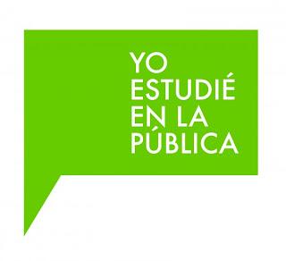 Campaña en defensa de la educación pública - Marea verde