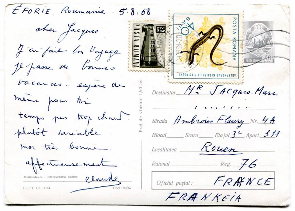 Architectures De Cartes Postales 2