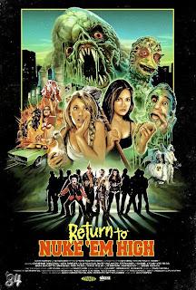 Mutantes, el regreso. Volumen 1(Return to Nuke 'Em High. Volume 1)