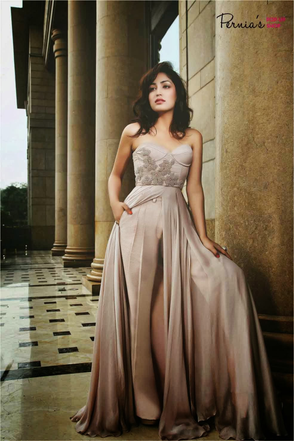 Yami Gautam's New Photo-shoot