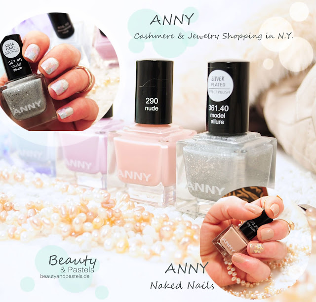 Anny, neue Nagellacke Sep.15