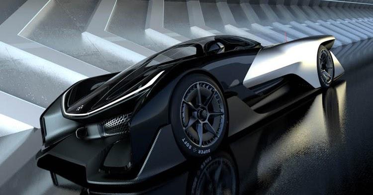 Faraday Future Unveils Revolutionary FFZERO1 Concept