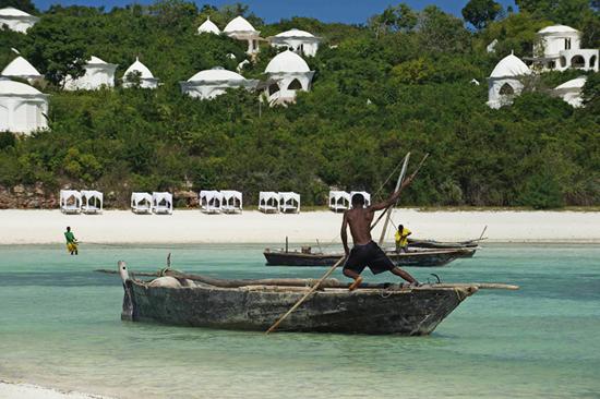 Safari Fusion blog | Zanzibar dreaming | Tanzania safari retreat Kilindi Zanzibar