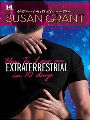 susan grant, how to lose an extraterriestrial in 10 days, book review