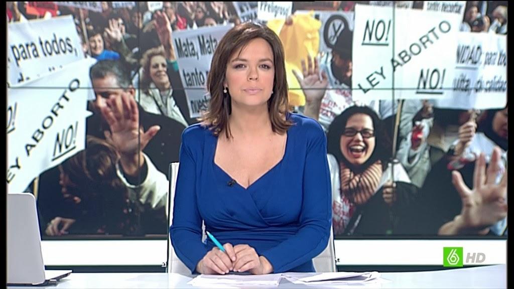 CRISTINA VILLANUEVA, LA SEXTA NOTICIAS (19.01.14)