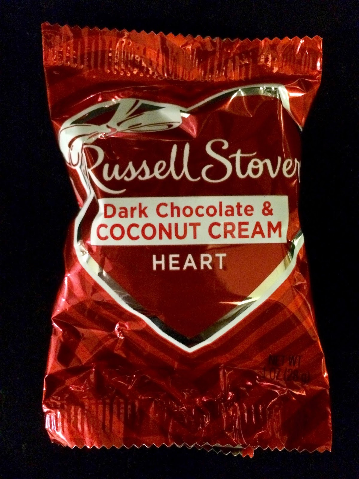 Obsessive Sweets For Your Valentine Russell Stover Dark