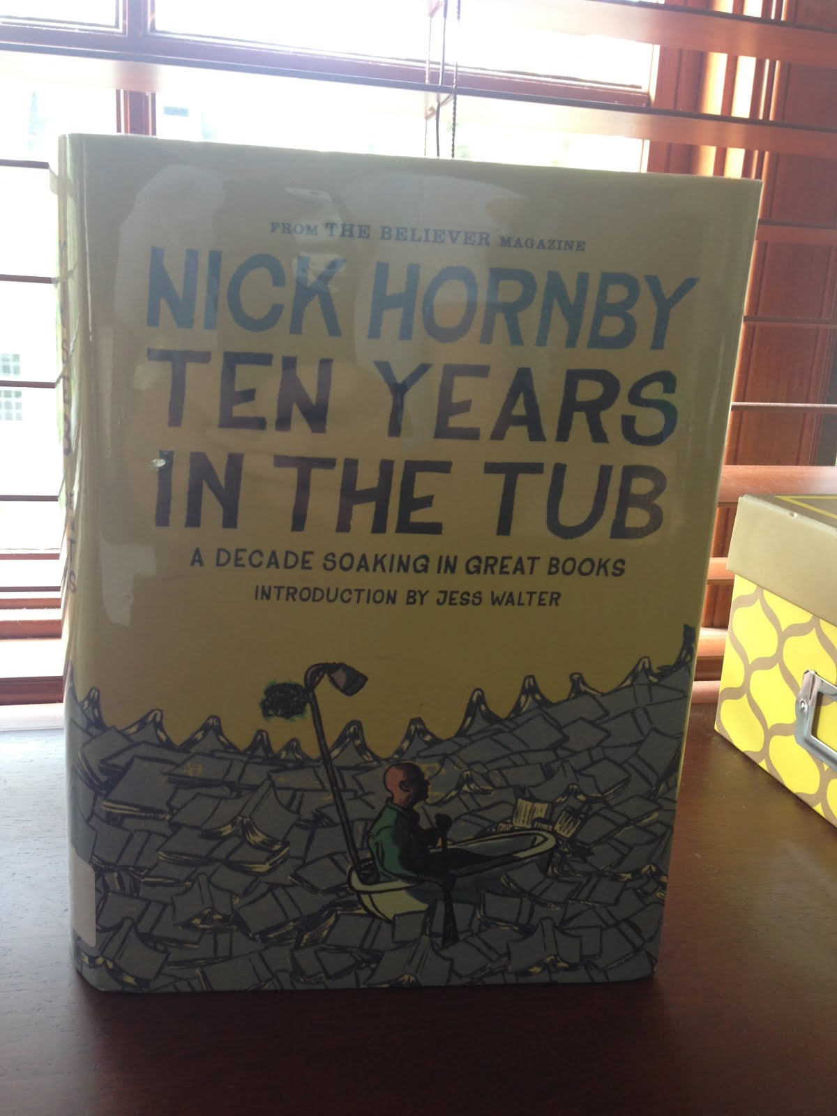Ten Years in the Tub -- Nick Hornby