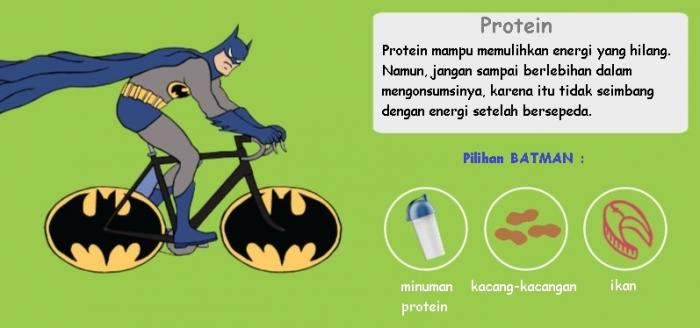 Batman Tips