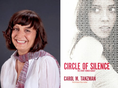 Carol Tanzman, author of Circle of Silence