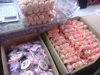 Apam polkadot n Fancy Cookies - Khairiah, Sg. Siput, Perak
