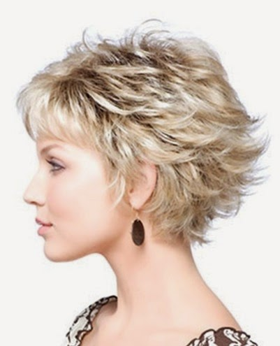 Short Layered Hairstyles 2015
