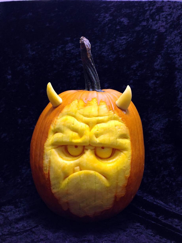 Dise os de calabaza de halloween de ray villafa e fotos - Disenos de calabazas de halloween ...