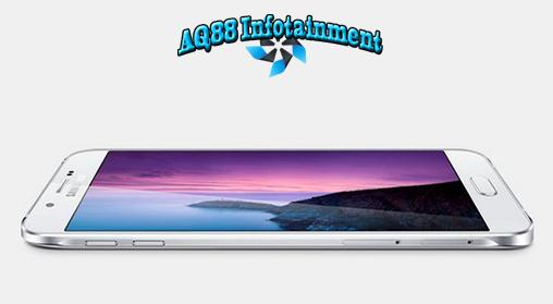 Galaxy A8 menjadi smartphone terbaru yang dirilis Samsung. Berbagai keunggulan coba disematkan, antara lain bodi berbahan metal yang sangat tipis, pemindai sidik jari dan kamera 16 megapixel.