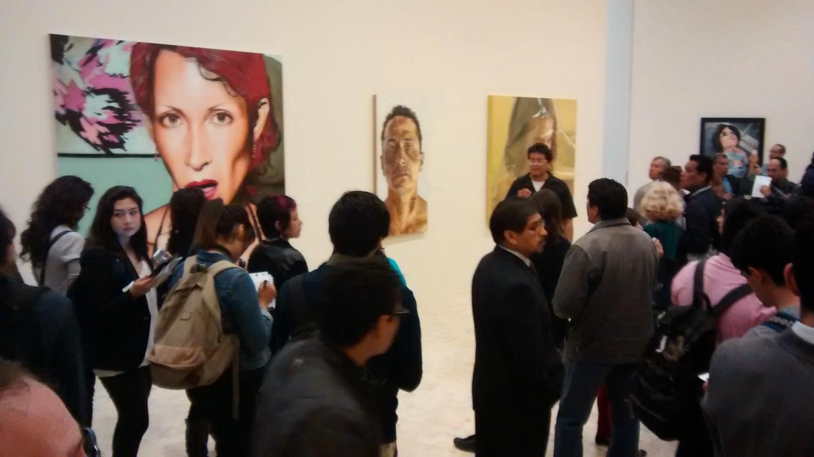 XVI Bienal de Pintura Rufino Tamayo