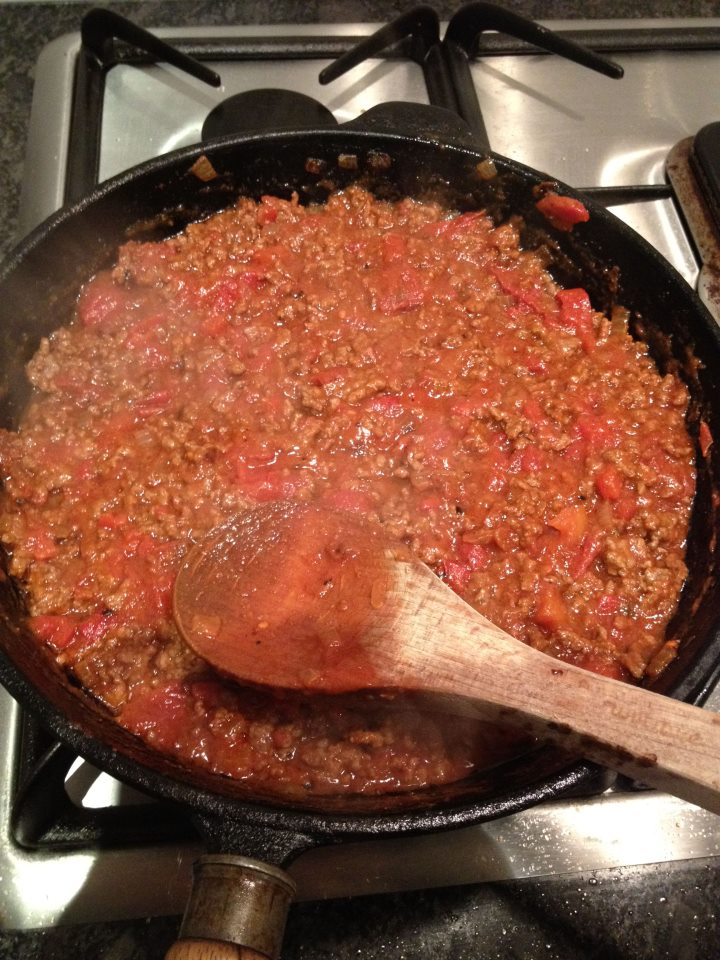 ... chips and this Chilli Con Carne recipe I found is simply delicious