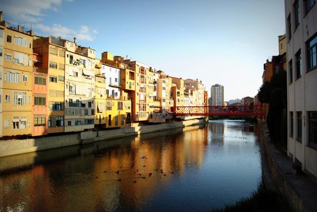 Pont de Ferro. Encants de Girona