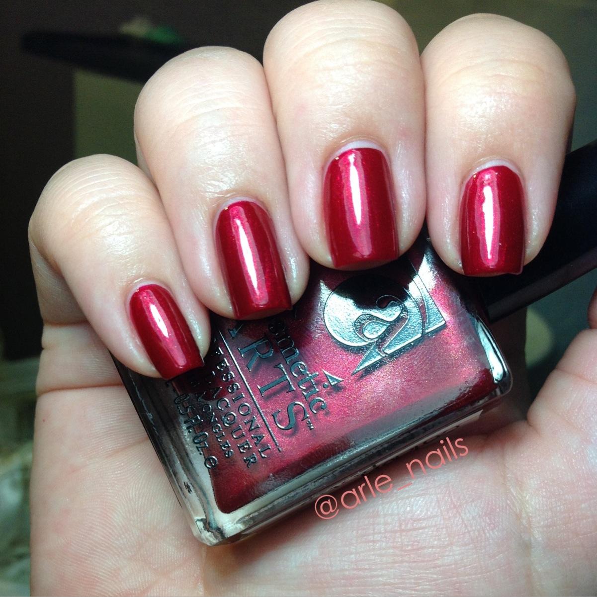 Arle\'s Nail Polish Addiction : Cosmetic ARTS (nail polish)