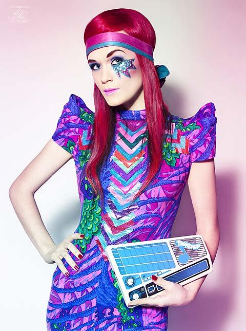 Fashion Futures Neon 80 39 S Fashion By Casey Desmond