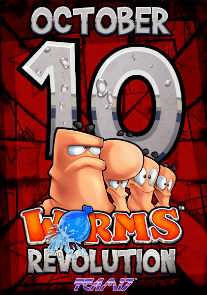 Worms Revolution PC CRACK FLT Download