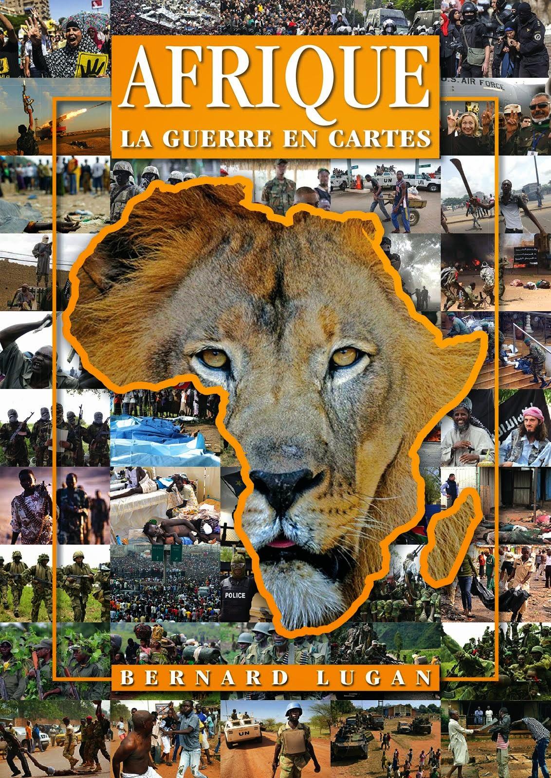 Afrique : La guerre en cartes