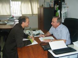 ENTREVISTA AL DIRECTOR DEL IES ALBAYTAR SOBRE LA DIVERSIDAD CULTURAL EN SU CENTRO.OCTUBRE DE 2012
