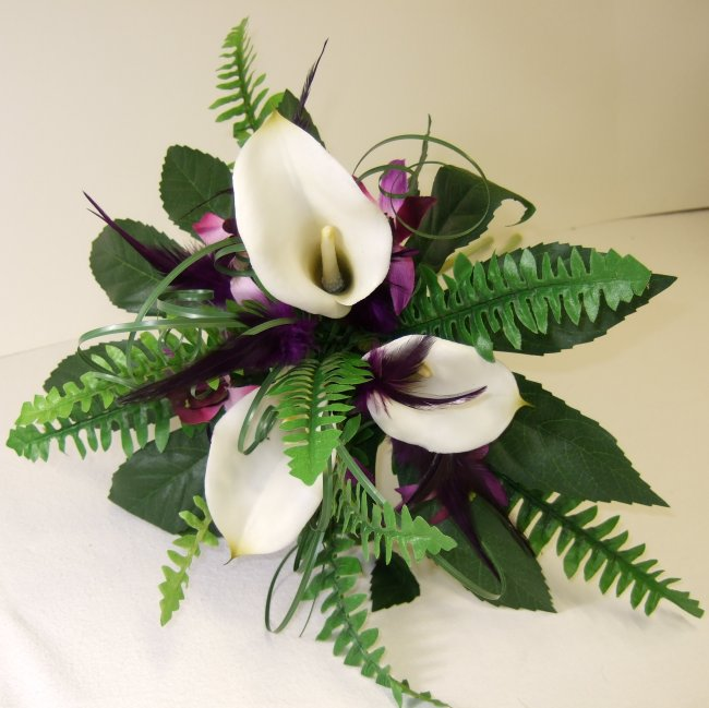 You don 39t have to be an expert to create a calla lily wedding theme