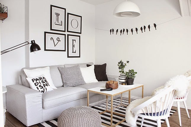 Charada deco inspiraci n en sof s grises - Muebles en crudo para pintar ...