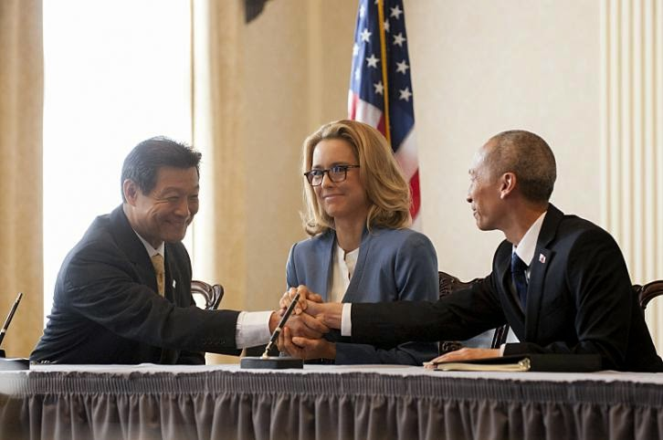 Madam Secretary - Episode 1.04 - Just Another Normal Day - Promotional Photos