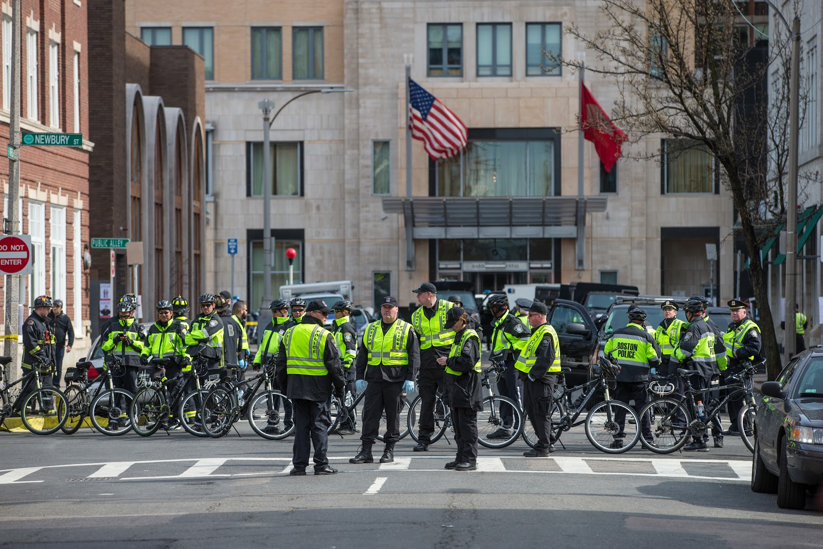 The Boston Marathon Bombings: Sports as Terror Targets