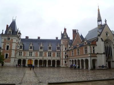 Castillo de Blois Luis XII