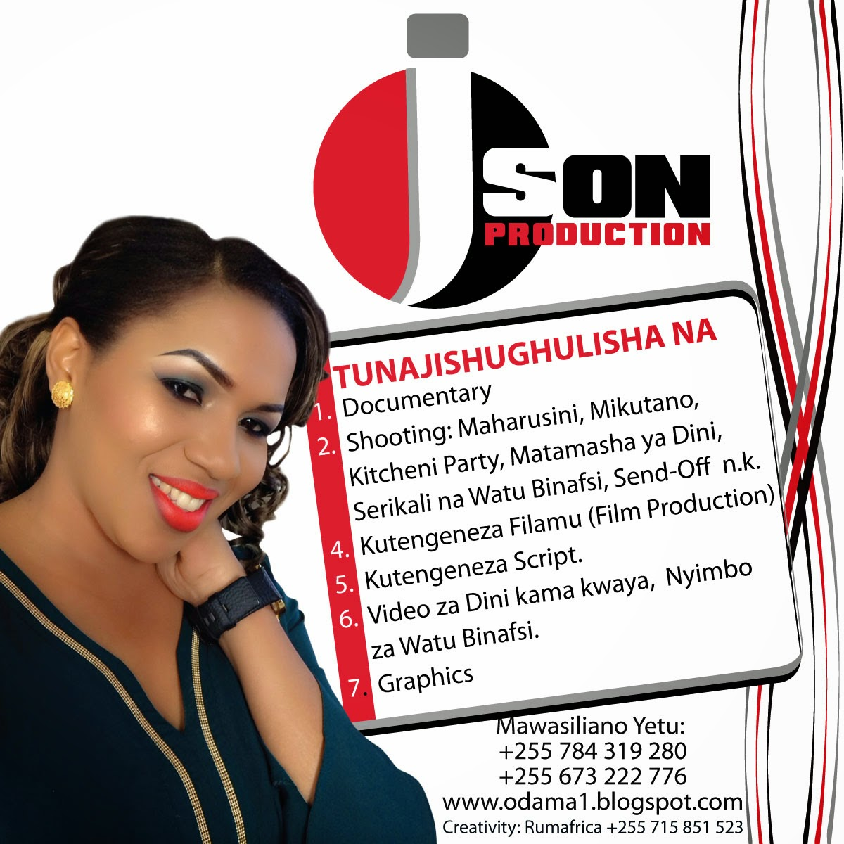 J-SON PRODUCTION NA KAZI ZAKE