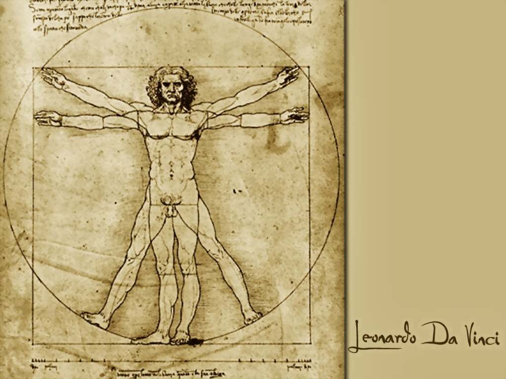 Dan Brown Portal: The Vitruvian Baby