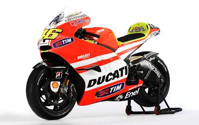 2011 Ducati Desmosedici GP11 Images