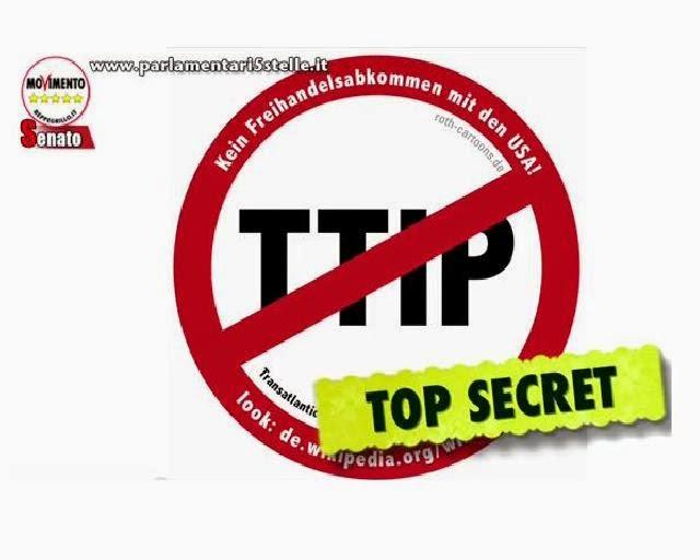 PERCHE' NO TTIP