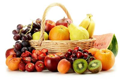 La fruta es un buen alimento para la cena