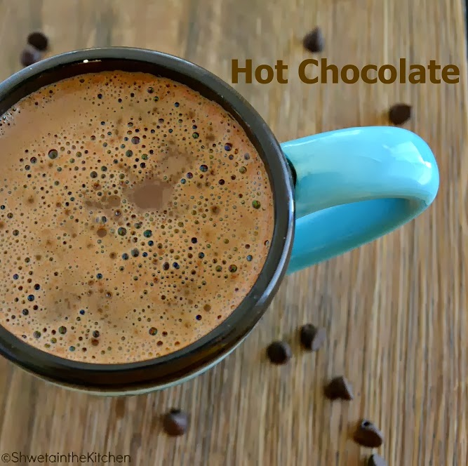 how to make hot chocolate with cocoa powder without milk