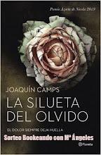 Sorteo de La silueta del olvido de Joaquín Camps