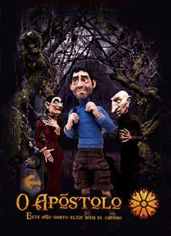 "poster ""O Apóstolo"""