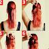 Cute Hair Bow Hairstyle Tutorial Step By Step