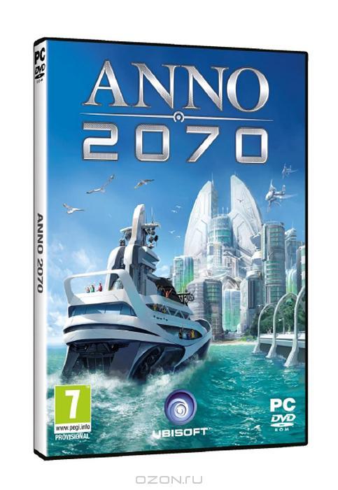 Anno 2070 Deluxe Edition PC Лицензия + RePack от R.G. Catalyst + RePack от