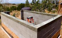 Dry Stack Concrete Block Walls