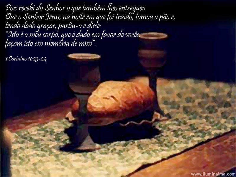 1 corintios 11 23 26: