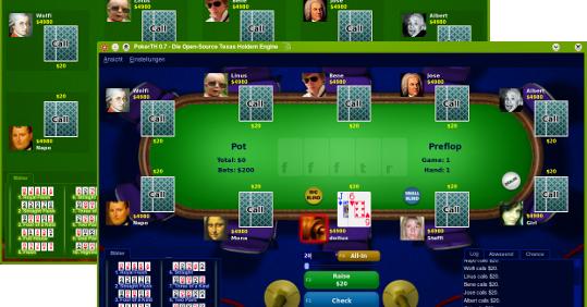Game poker offline pc