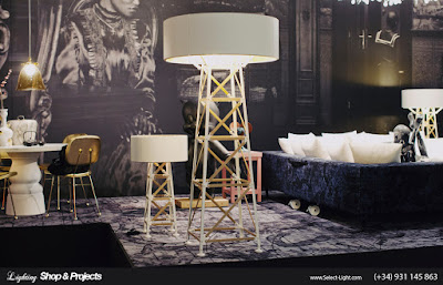 Contruction Lamp - Joost van Bleiswijk