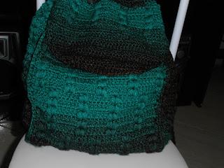 Mochila de lã