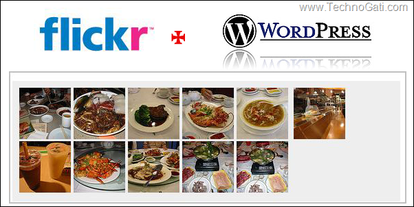 flickr_wordpress_integratio